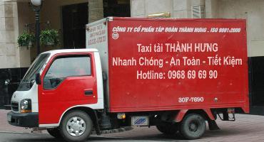 Bảng Giá Taxi Tải
