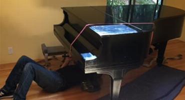 Di dời đàn Piano giá rẻ HCM