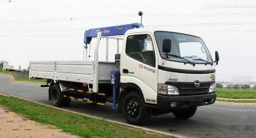 Dịch vụ vận chuyển bằng xe cẩu nâng