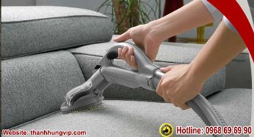 Dịch vụ giặt thảm - ghế sofa
