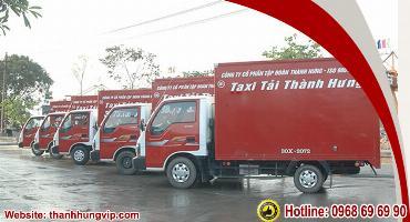 Dịch vụ Taxi tải Thành Hưng