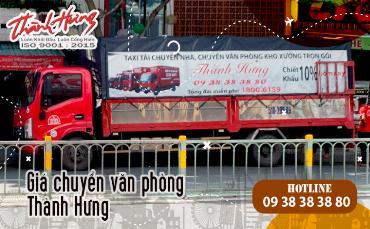 Giá chuyển văn phòng Thành Hưng