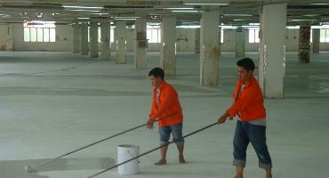 Vệ Sinh Công nghiệp tại HCM